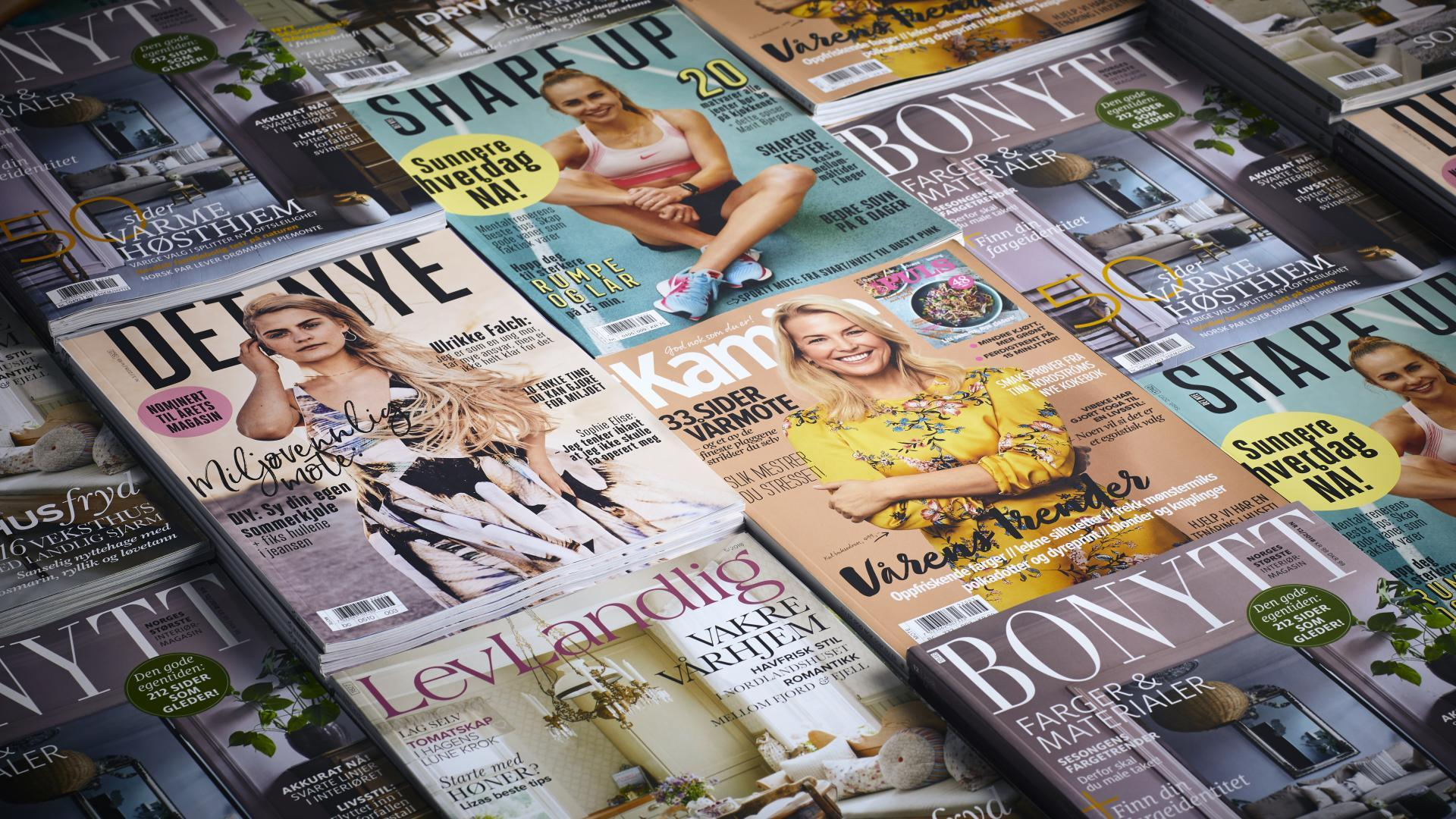 Magazines Norway